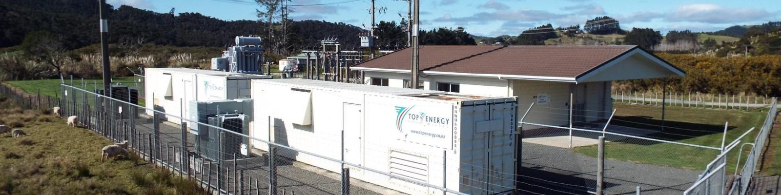 Taipa back up generator